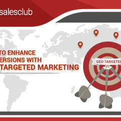 How to Enhance Conversions with Geo-Targeted Marketing
